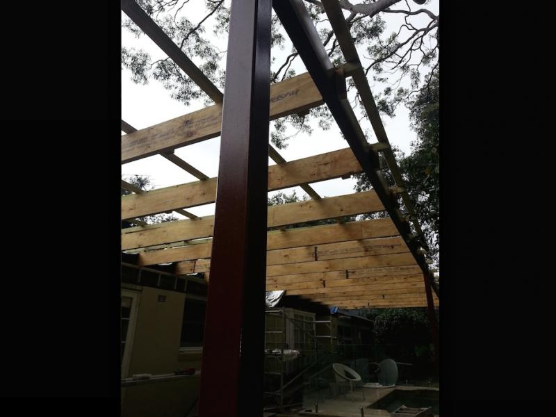 Timber Carpentry Repairs