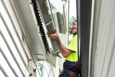 ASNU Rusted Gutter Replacement in Balmain