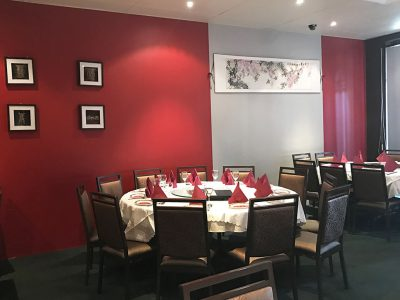 ASNU Commercial Painters Chinese Resturant
