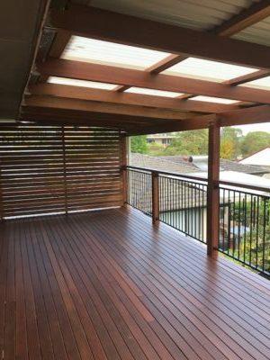 New Timber Deck Builders ASNU