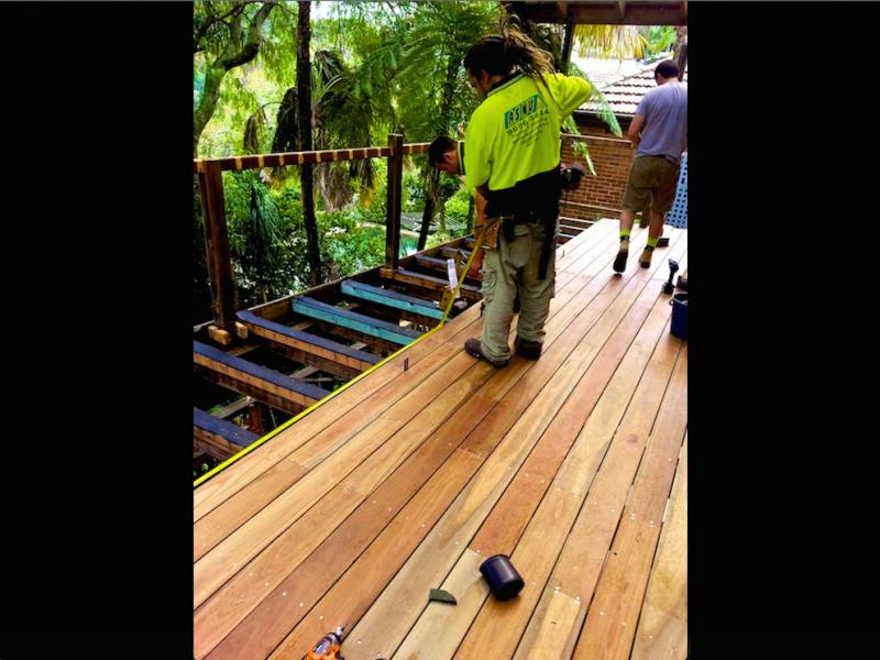 Deck Builders ASNU