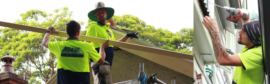 ASNU Builders Roof Repairs