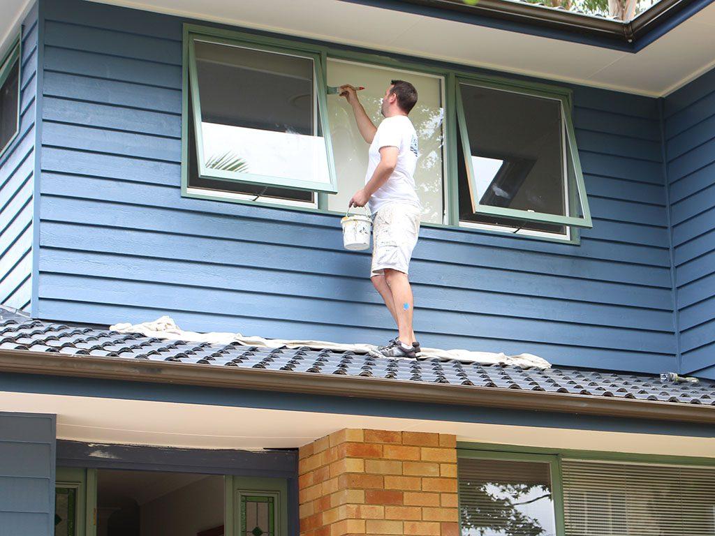 ASNU House Painter Exterior Killarney