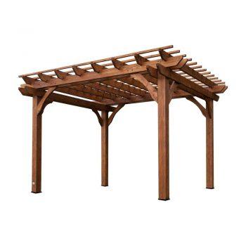 Timber Pergola Builders ASNU