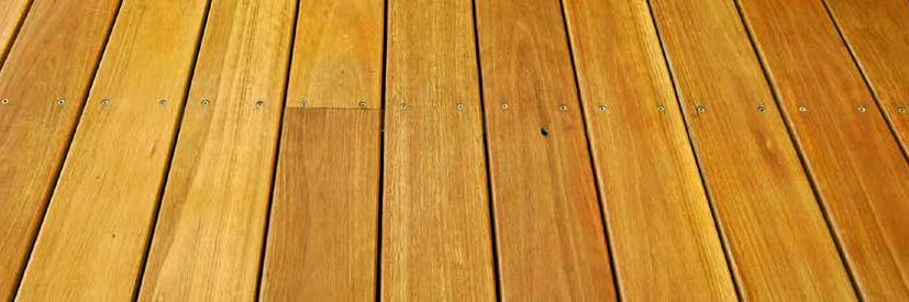 Timber Decking Blackbutt
