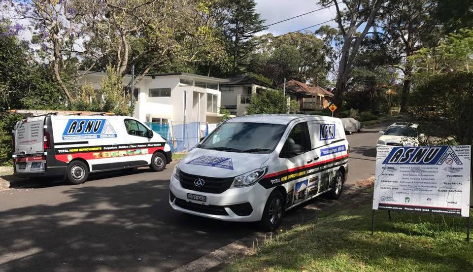 ASNU Home Improvement Sydney