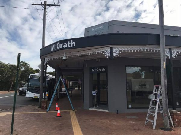 Commercial Painting McGrath