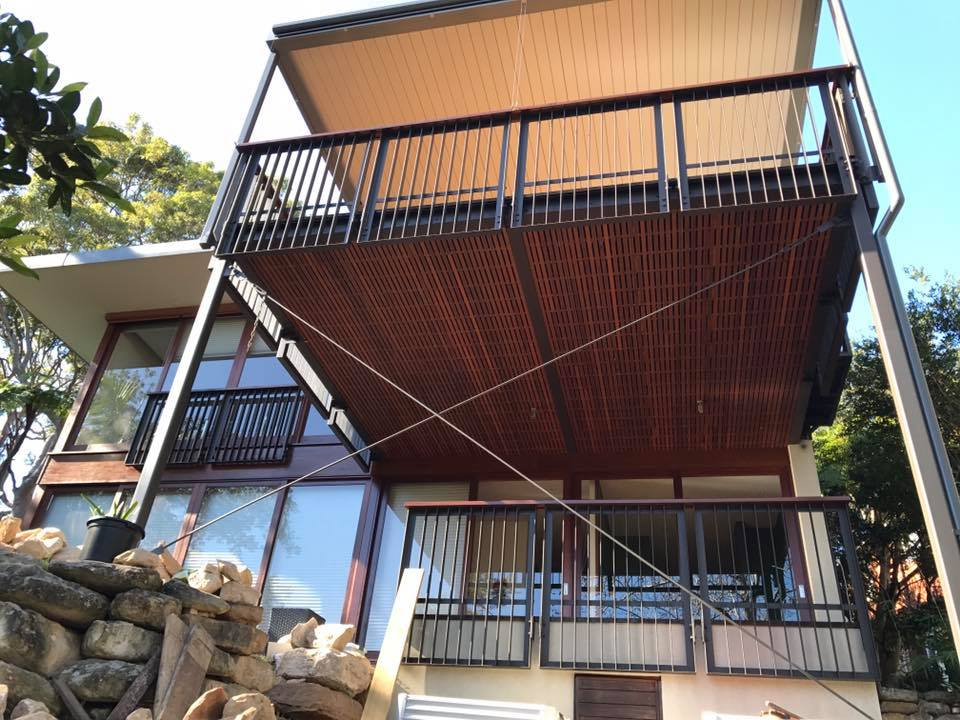 Deck Builder Modell : Our experienced deck builders build new decks and repair