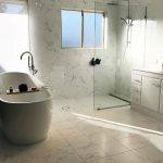 Big Bathroom Renovation by ASNU