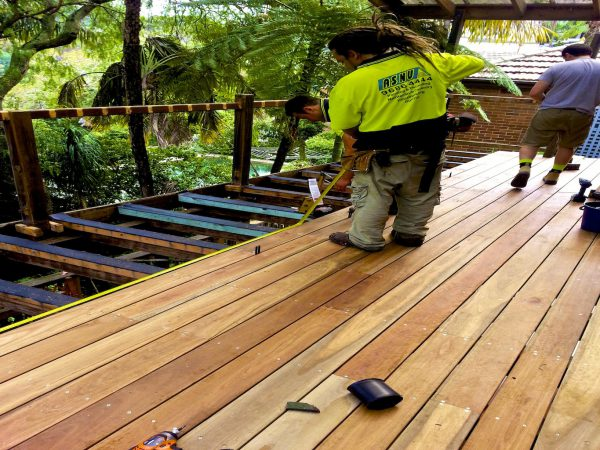 Carpentry Timber Repairs