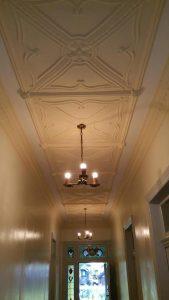 Beautiful ceiling restored Sydney