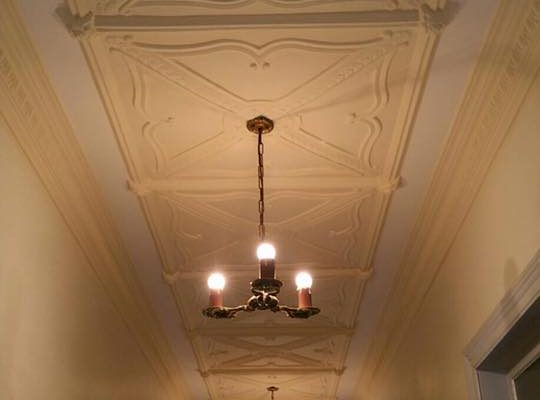 Decorative Ceilings Painted