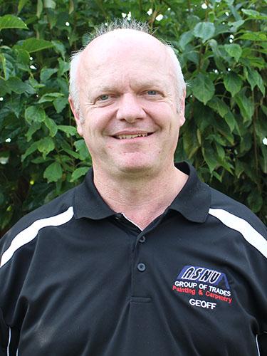 Geoff Gillies Sales Consultant ASNU