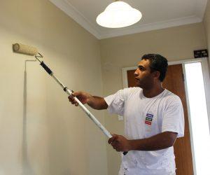 Interior House Painter Hassen