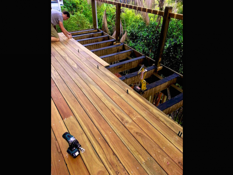 Deck Builders ASNU