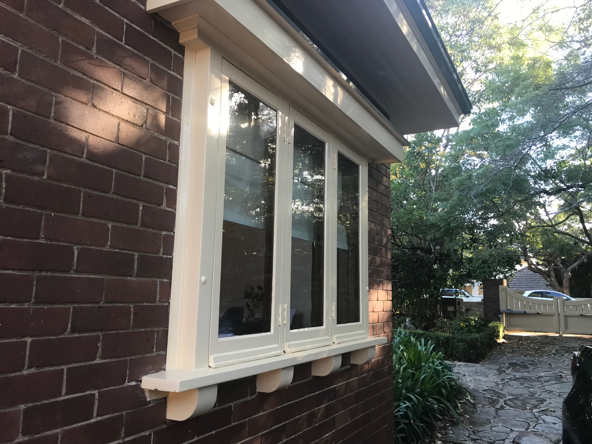 Timber Windows Painted Sydney
