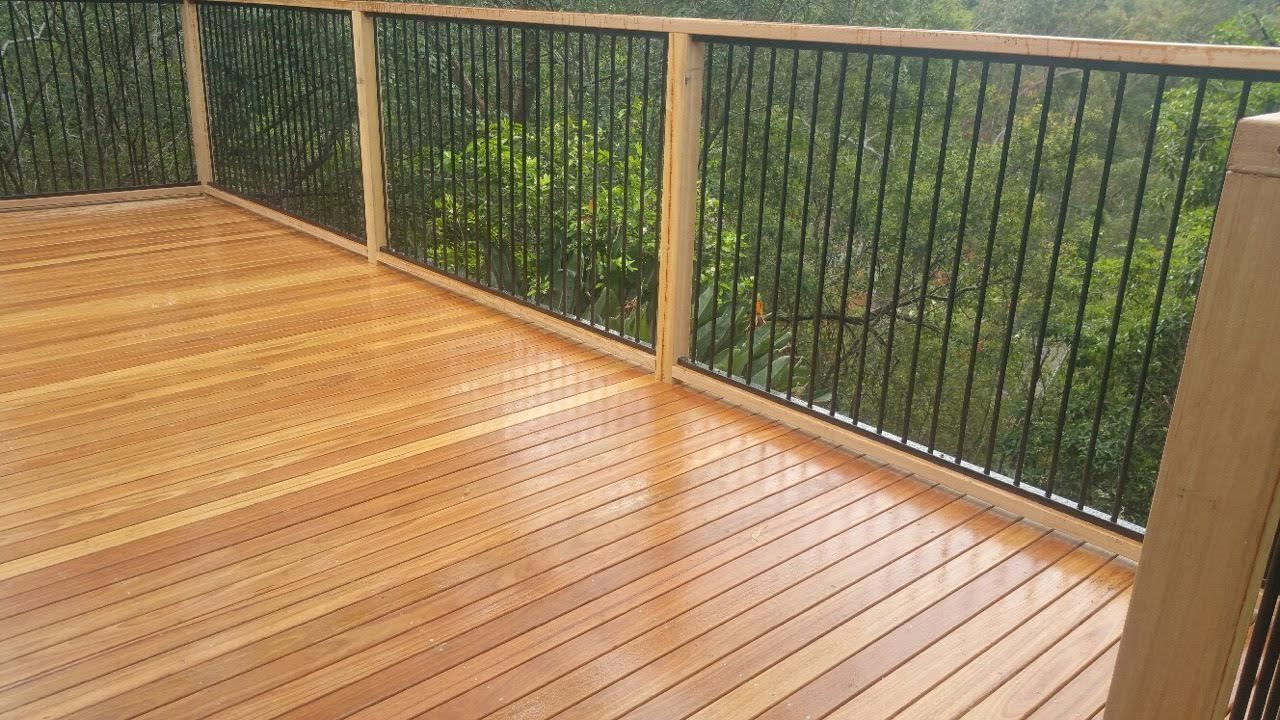 New Timber Deck By ASNU