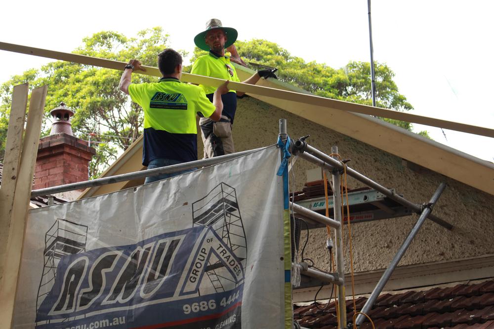 ASNU Carpentry Services