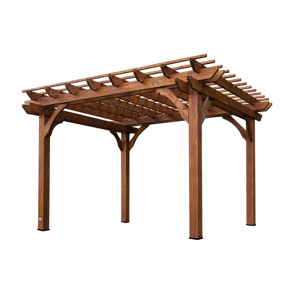 Timber Pergola Builders ASNU
