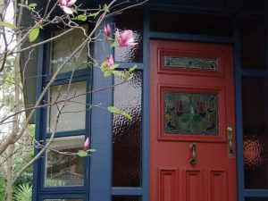 ASNU Finihsed Houses 2 - Red Front Door1