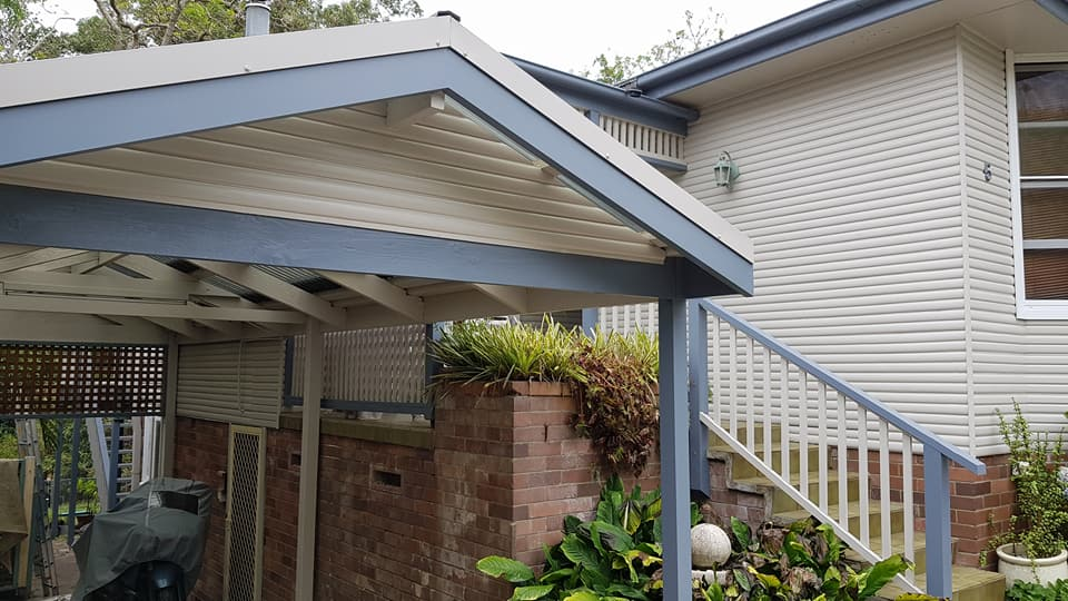 Residential Exterior House Painting We Are Specialists At