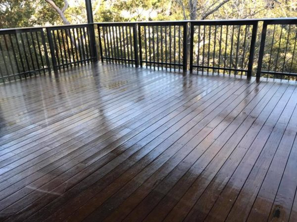Timber Deck Oiled