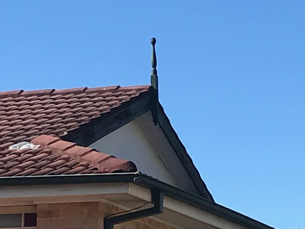 finial repairs - Roof Finials