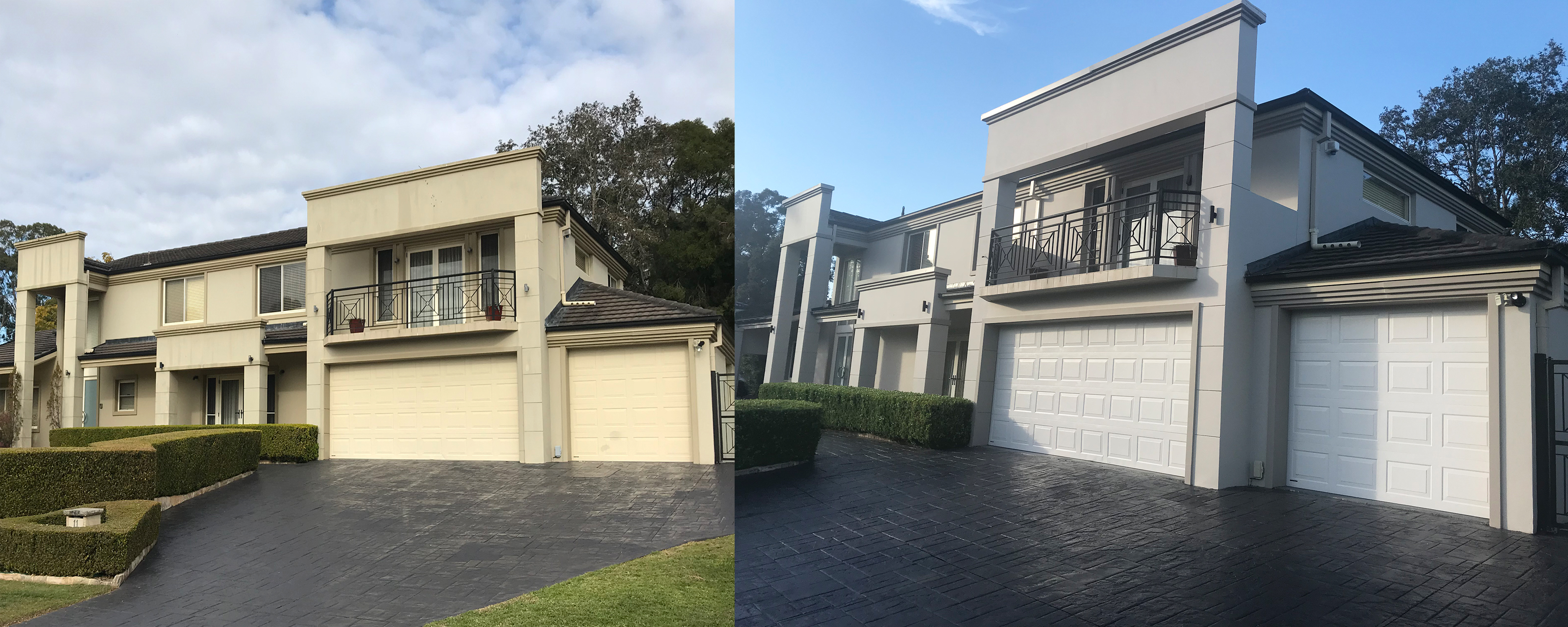 Exterior Painting Castle Hill