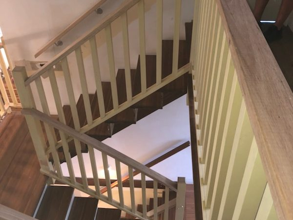 Balustrade Handrail