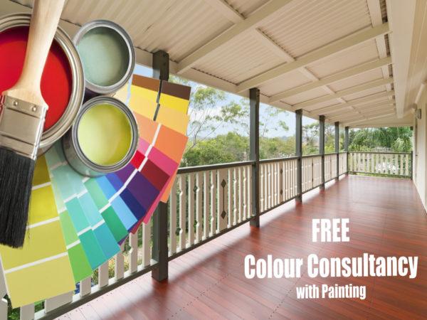 Castle Cove Painting Verandah Best 2 colour